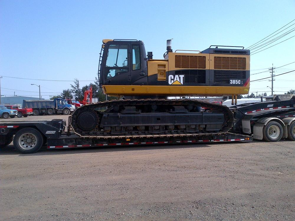 385CL Caterpillar